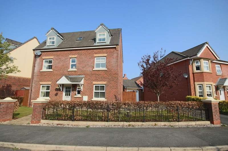 4 Bedrooms Detached House for sale in Lancashire Drive, Buckshaw Village, Chorley