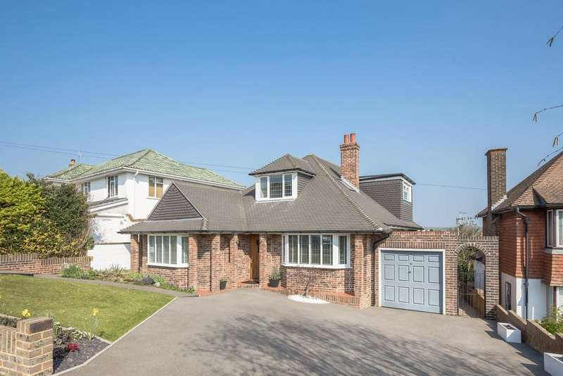 4 Bedrooms Detached House for sale in Wayland Avenue, Brighton, BN1