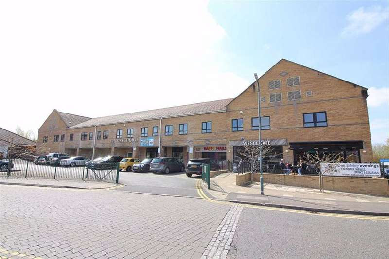 2 Bedrooms Flat for sale in St Lukes House, Emerson Way, Bristol