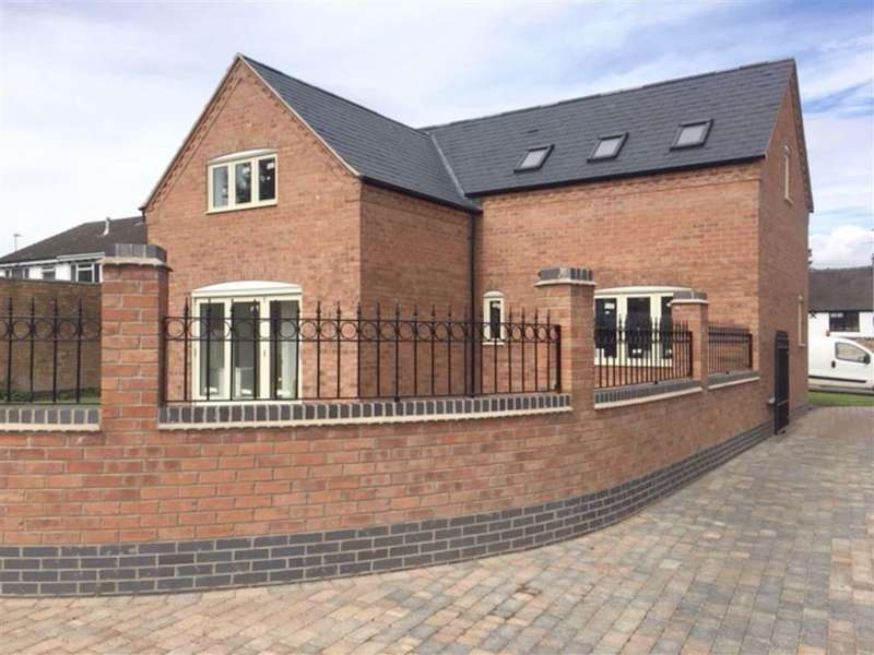 3 Bedrooms Detached House for sale in Cedar Lawns, Burbage, Leicestershire