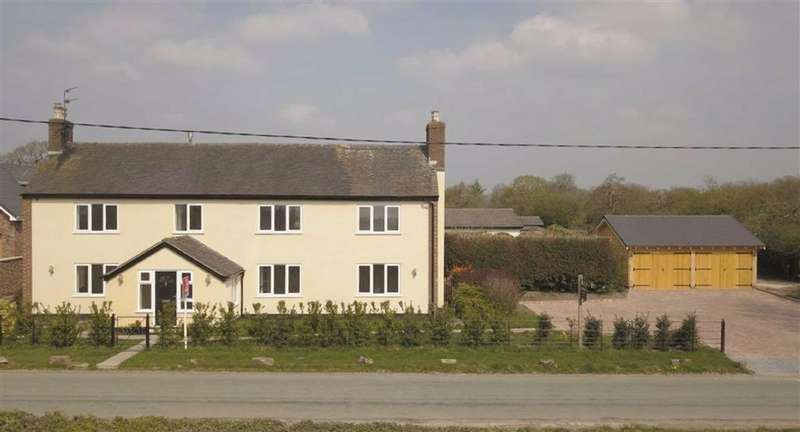 4 Bedrooms Detached House for sale in Summer Hill, Milwich, Stafford