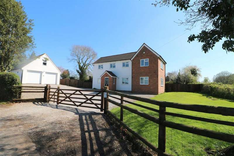 4 Bedrooms Cottage House for sale in Four Oaks, Newent