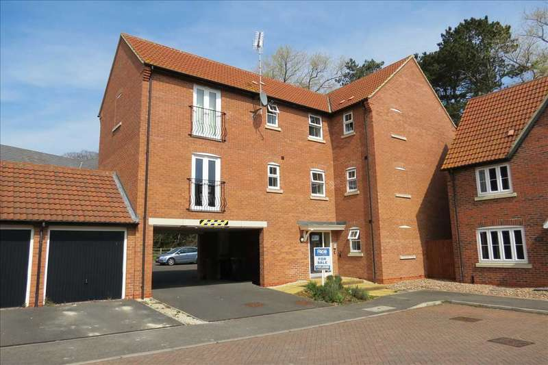 2 Bedrooms Apartment Flat for sale in Montrose Grove, Greylees
