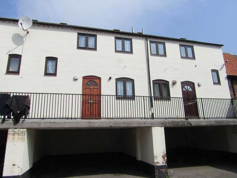2 Bedrooms House for sale in Albion Granary, Wisbech PE13