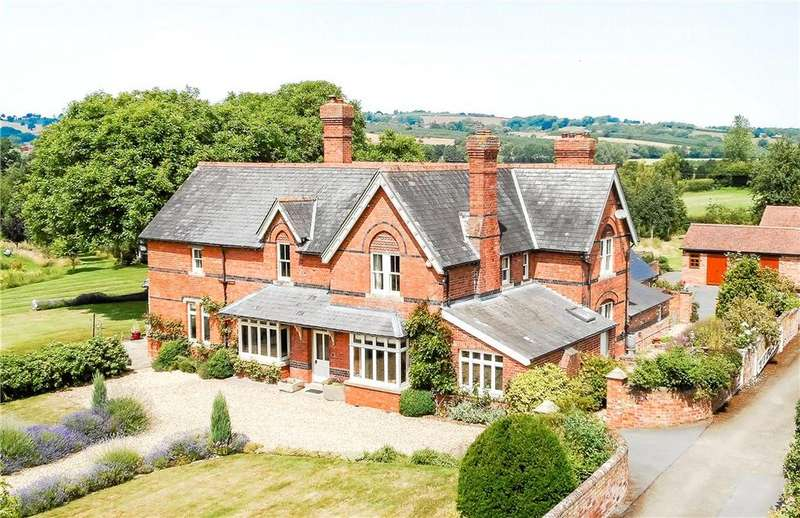 5 Bedrooms Detached House for sale in Bishops Frome, Herefordshire, WR6