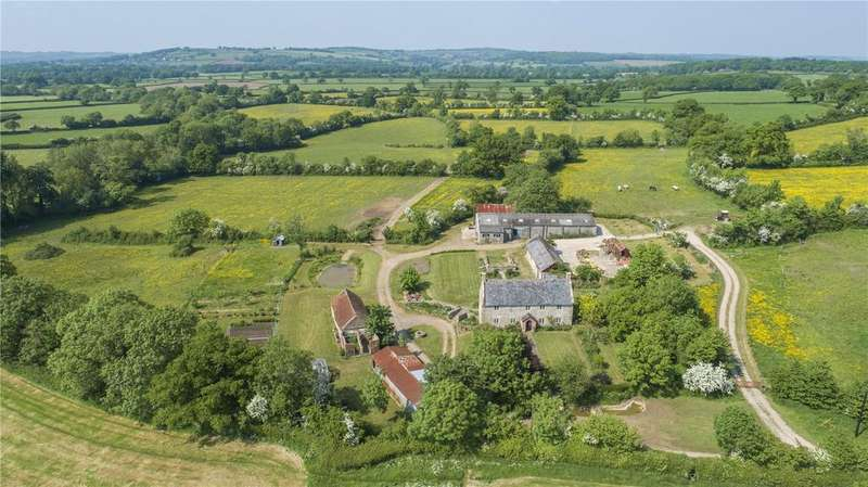 Detached House for sale in Totnell, Leigh, Sherborne, DT9