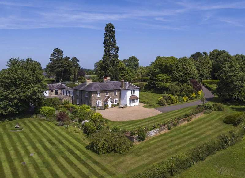 5 Bedrooms Country House Character Property for sale in Hodsoll Street, Sevenoaks, Kent