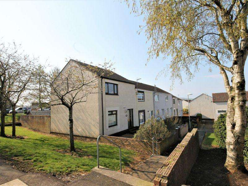 2 Bedrooms Terraced House for sale in Thistle Walk, Ayr