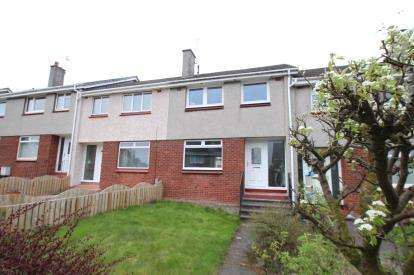 3 Bedrooms Terraced House for sale in Ettrick Drive, Bishopton
