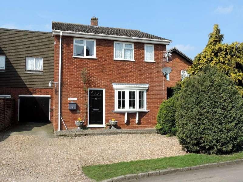 4 Bedrooms Link Detached House for sale in Chapel Lane, Souldrop