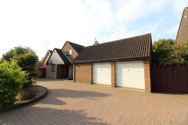 4 Bedrooms Detached House for sale in Broad Street, Clifton, SG17
