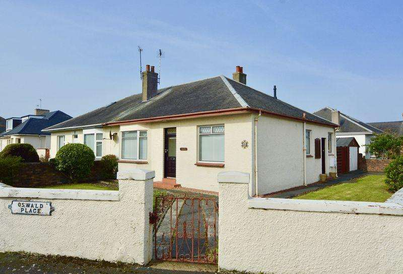 3 Bedrooms Bungalow for sale in Oswald Place, Ayr