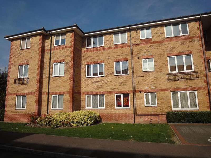 2 Bedrooms Apartment Flat for sale in Orchid Close, Sundon Park, Luton, Bedfordshire, LU3 3EX