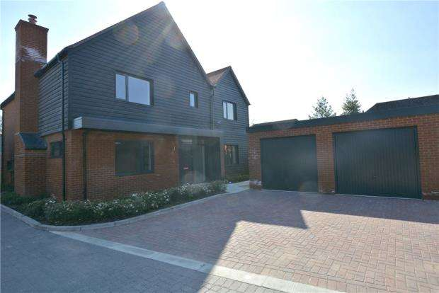 5 Bedrooms Detached House for sale in Plot 15, Wonston Road, Sutton Scotney
