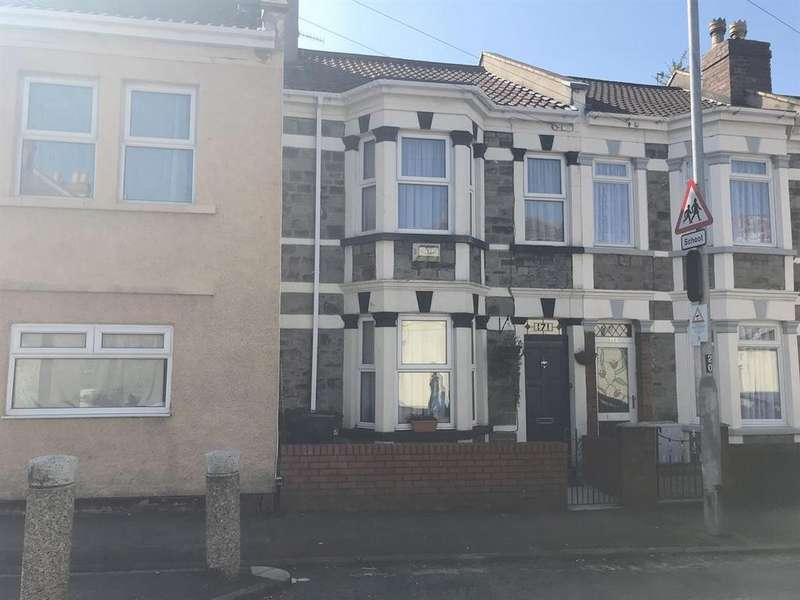 3 Bedrooms Terraced House for sale in Avonvale Road, Redfield, Bristol, BS5 9RY