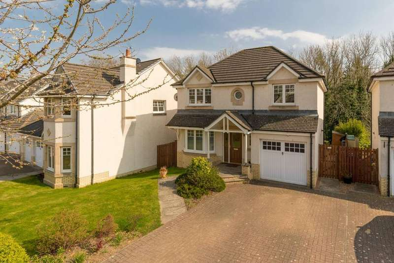 4 Bedrooms Detached House for sale in 35 Polton Vale, Loanhead, EH20 9DF