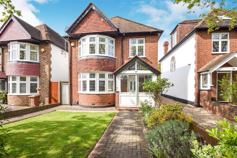 4 Bedrooms Detached House for sale in FOUR BEDROOM DETACHED HOUSE REQUIRING COSMETIC UPDATING