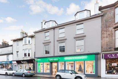 3 Bedrooms Flat for sale in Stanlane Place, Largs