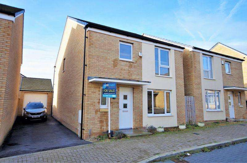 4 Bedrooms Detached House for sale in Hempton Field Drive, Charlton Hayes, Bristol