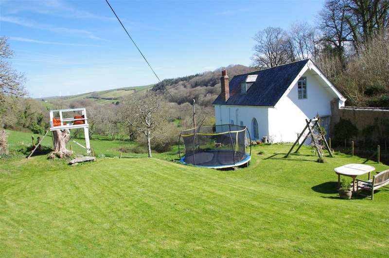 5 Bedrooms Detached House for sale in Buckland, Braunton