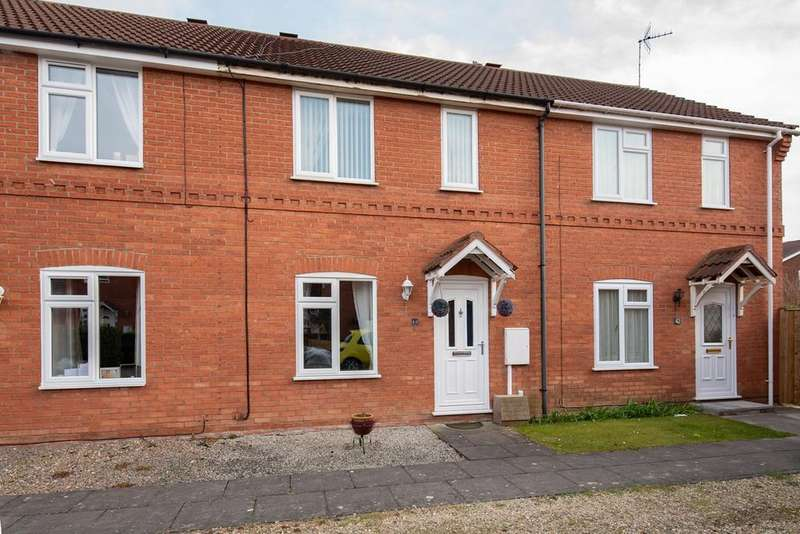 2 Bedrooms Terraced House for sale in Daniels Gate, Spalding, PE11