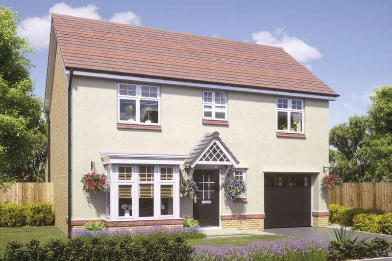 3 Bedrooms Detached House for sale in Countryside Development Heathfield Lane Stanbury Avenue, Wednesbury, WS10