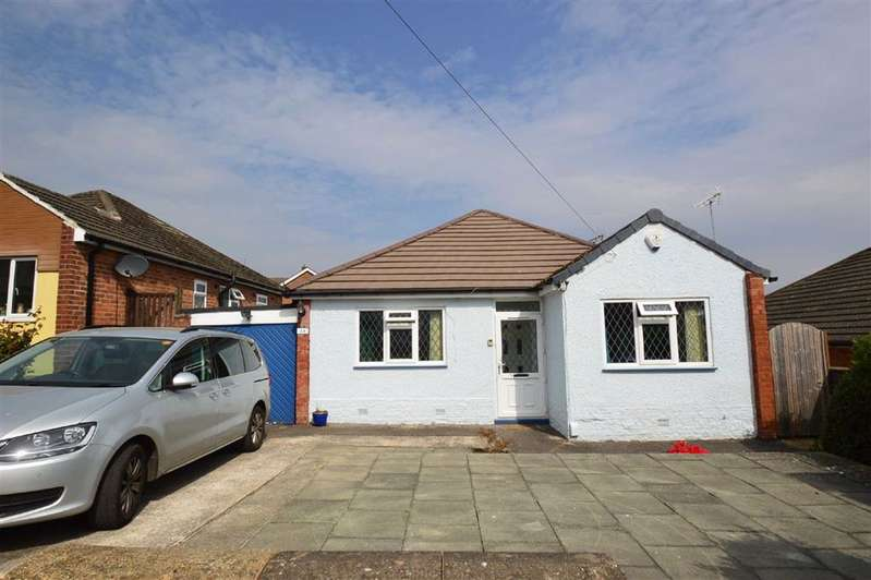 2 Bedrooms Detached Bungalow for sale in Rising Sun Road, Gawsworth, Macclesfield