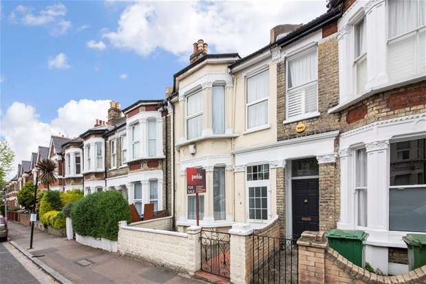 3 Bedrooms Terraced House for sale in Copleston Road, East Dulwich