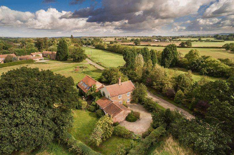 8 Bedrooms Detached House for sale in Claxton Hall Cottage, Claxton, York