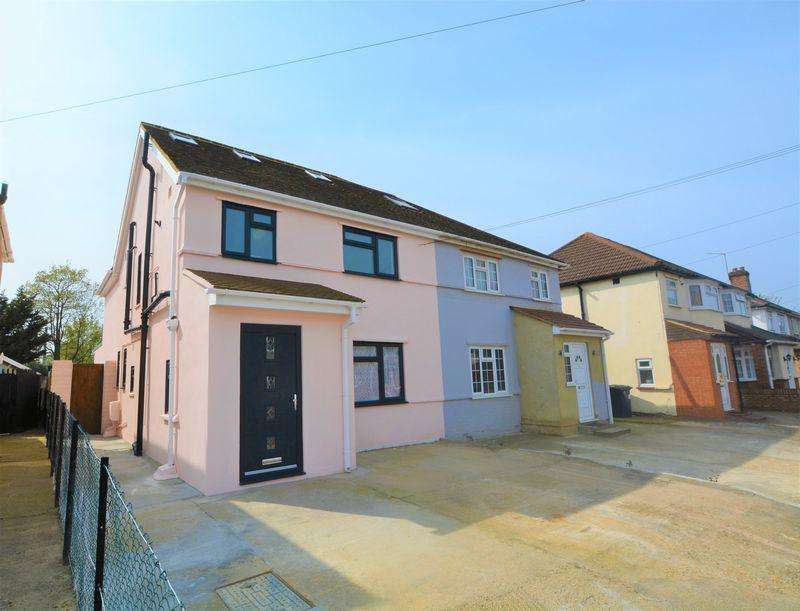 4 Bedrooms Semi Detached House for sale in Baylis Road, Slough SL1