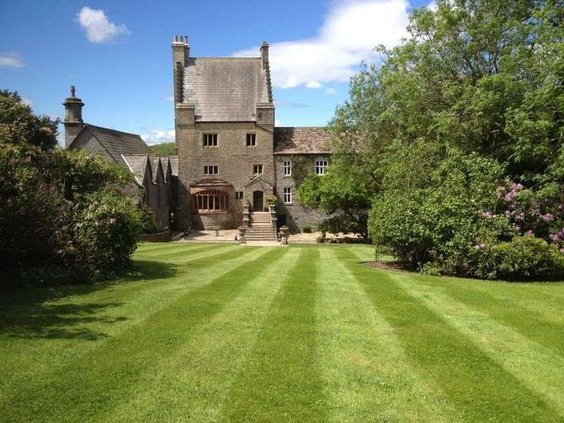 8 Bedrooms Detached House for sale in Clarghyll Hall, Alston, Cumbria, CA9