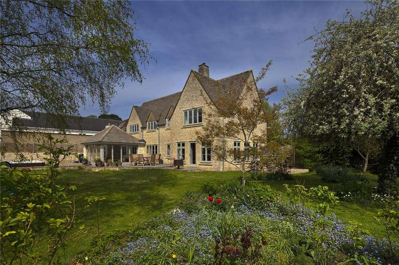 6 Bedrooms Detached House for sale in Middletown, Hailey, Witney, Oxfordshire, OX29