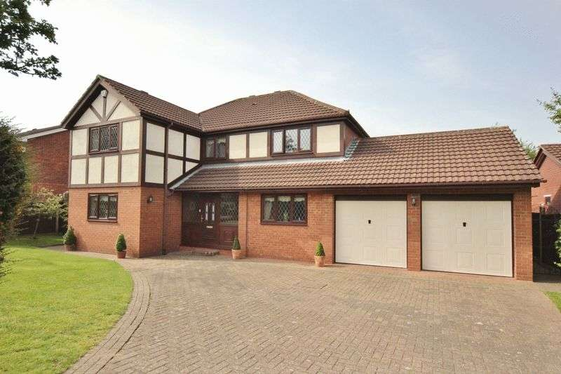 4 Bedrooms Property for sale in Brancote Road, Oxton , Wirral