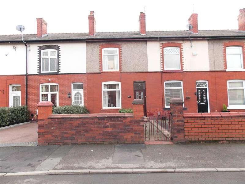 2 Bedrooms Terraced House for sale in Wigan Road, Atherton