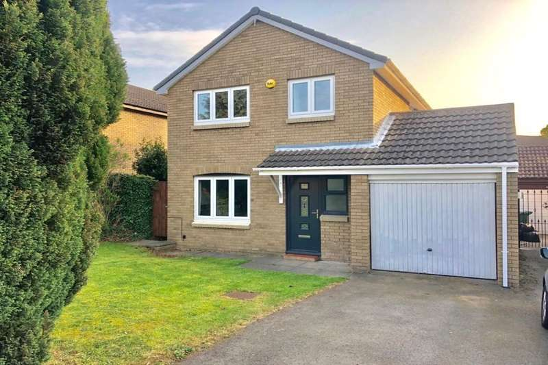 4 Bedrooms Detached House for sale in Weymouth Avenue, Tollesby Hall, Middlesbrough, TS8