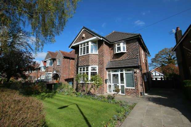 3 Bedrooms Detached House for sale in Fownhope Avenue, Sale