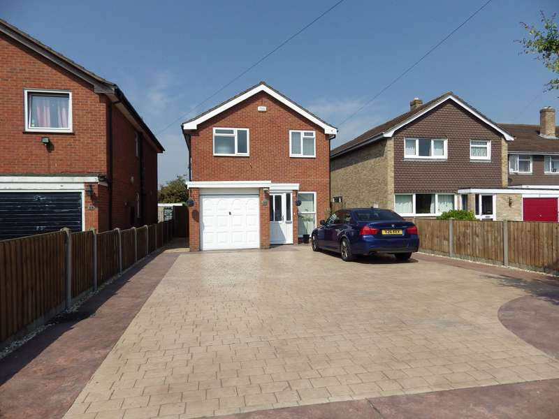 3 Bedrooms Detached House for sale in Innsworth Lane