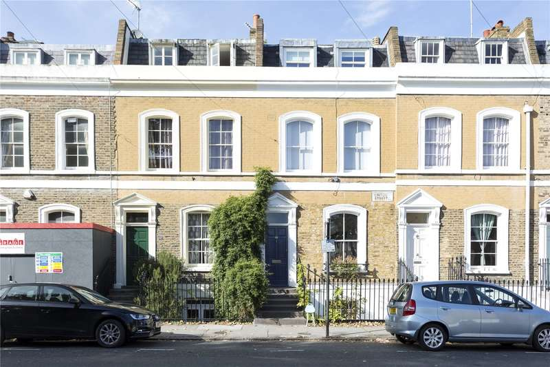3 Bedrooms Terraced House for sale in Linton Street, London, N1