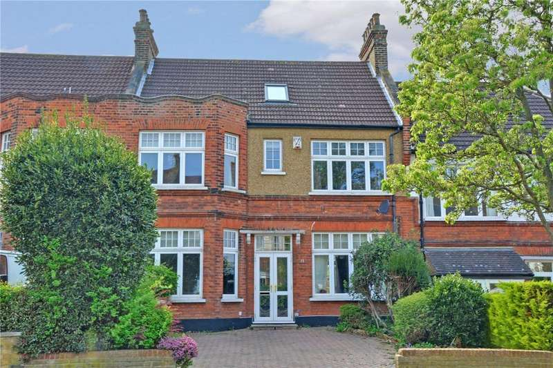 5 Bedrooms Terraced House for sale in Beechhill Road, London, SE9