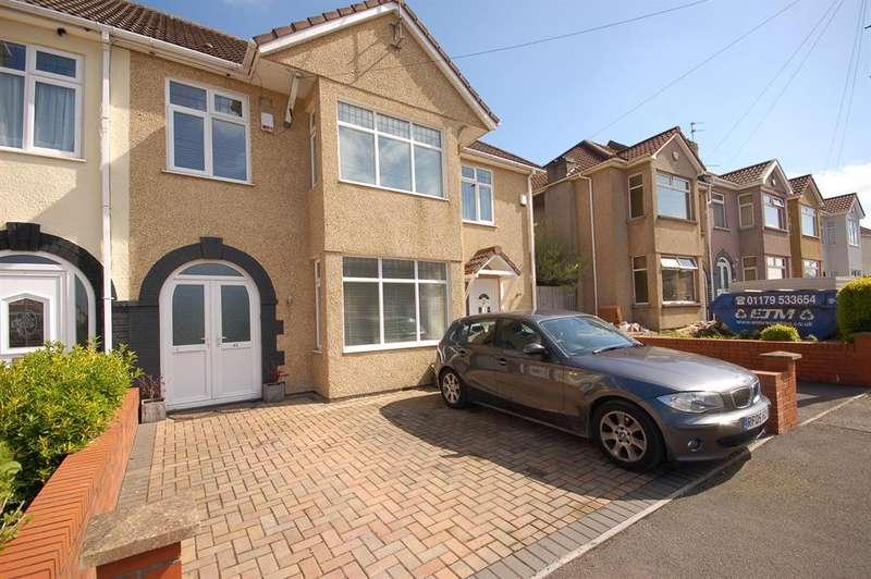 3 Bedrooms Terraced House for sale in Holdenhurst Road, Kingswood, Bristol BS15 1HL