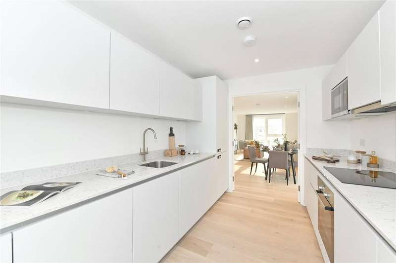 2 Bedrooms Apartment Flat for sale in Pentonville Road, King's Cross, N1