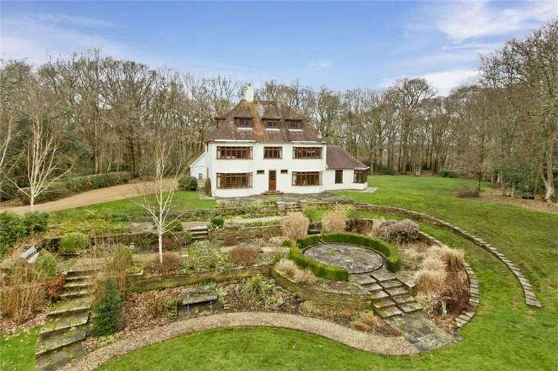 6 Bedrooms Detached House for sale in Bugsell Lane, ROBERTSBRIDGE, East Sussex