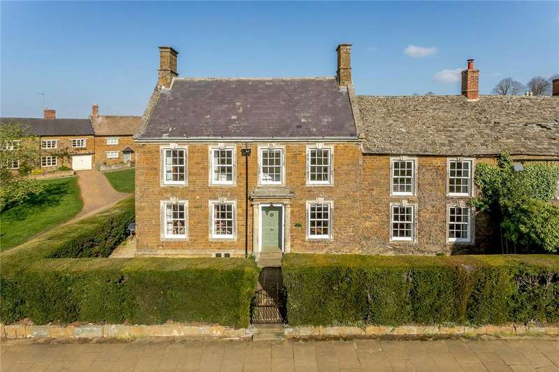 7 Bedrooms Semi Detached House for sale in The Green, Adderbury, Banbury, Oxfordshire