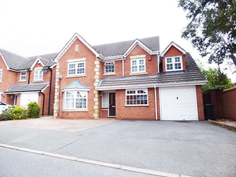 5 Bedrooms Detached House for sale in Duncombe Road, Heathley Park, Leicester LE3