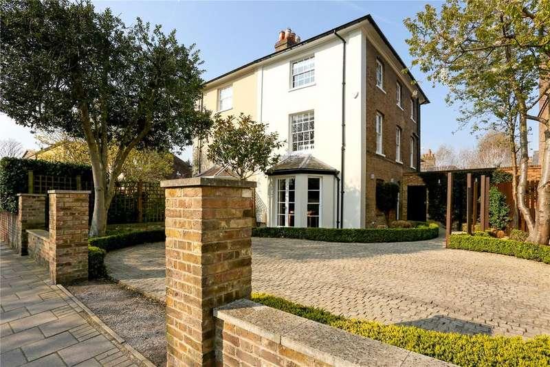 4 Bedrooms Semi Detached House for sale in Kings Road, Windsor, Berkshire, SL4