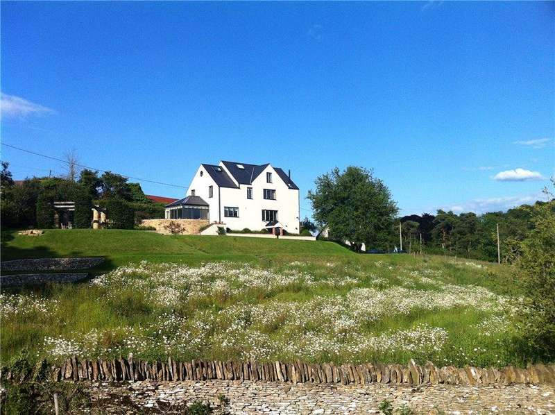4 Bedrooms Detached House for sale in Avening, Tetbury, Gloucestershire, GL8