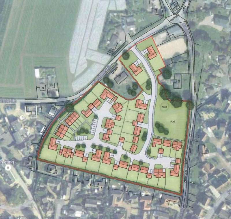 Residential Development Commercial for sale in Residential Development Land - Pinchbeck