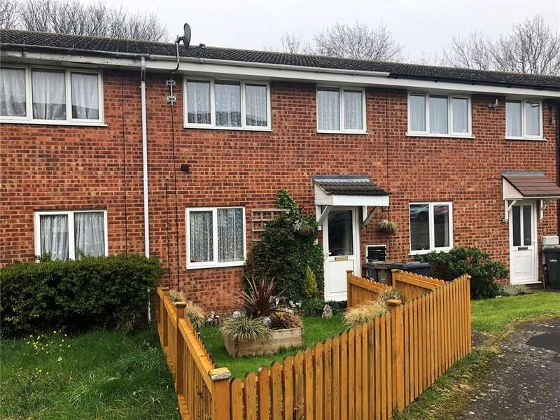 2 Bedrooms Terraced House for sale in Lawford Close, Luton, Bedfordshire, LU1