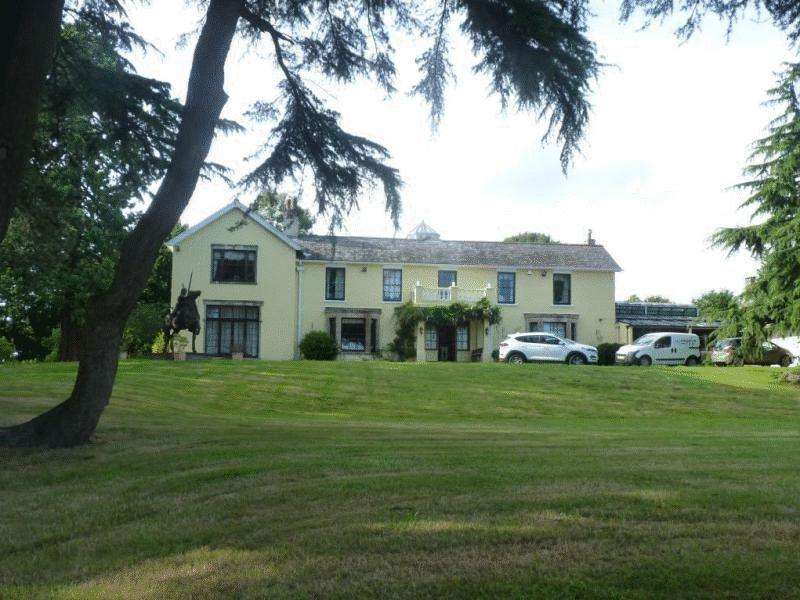7 Bedrooms Country House Character Property for sale in Catsash, Newport