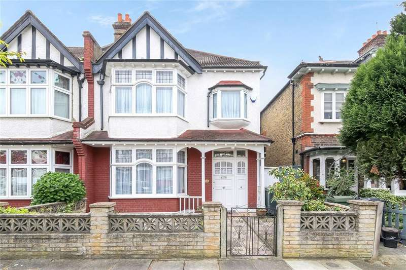 4 Bedrooms House for sale in Hilldown Road, Streatham, SW16